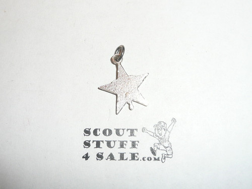Star Scout Rank charm,with Stange Hallmark