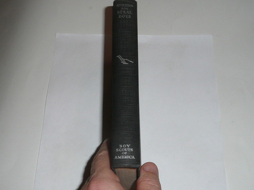 1938 Scouting for Rural Boys A Manual for Leaders, Boy Scouts, First Edition, First Printing