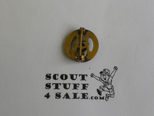 1927-1931 Harmon Foundation Eagle Scout Scholarship Pin, VERY RARE
