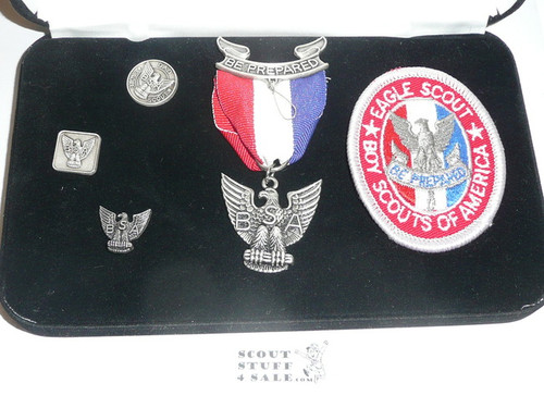 Eagle Scout Presentation Boxed Set, CFJ 2 1999-2000