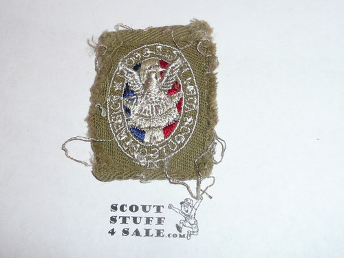 Eagle Scout Patch, Type 2, 1933-1955, Sewn #4