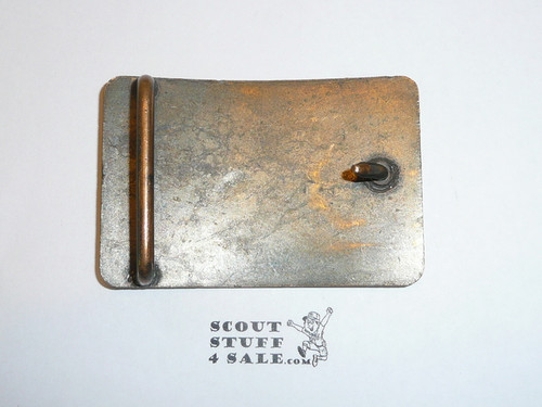 Philmont Scout Ranch, Brass Belt Buckle