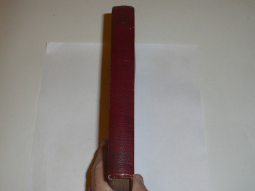 1926 Community Boy Leadership, A Manual for Scout Executives, Third Printing