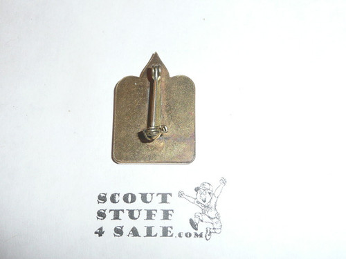 Boy Scouts of America THANKS Pin, spin clasp