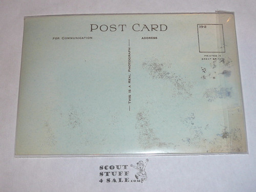 Very Early Rover Moot at Monzie Castle Photo Post card #3