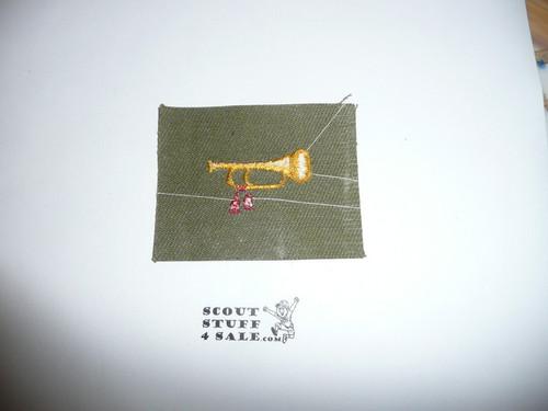 Bugler Patch - 1946 - 1954 - (B3)