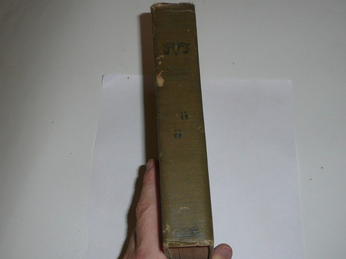 1920 Lives of the Hunted, By Ernest Thompson Seton, Eighteenth printing