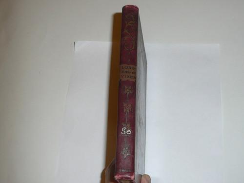 1900 Lobo-Rag & Vixen, By Ernest Thompson Seton