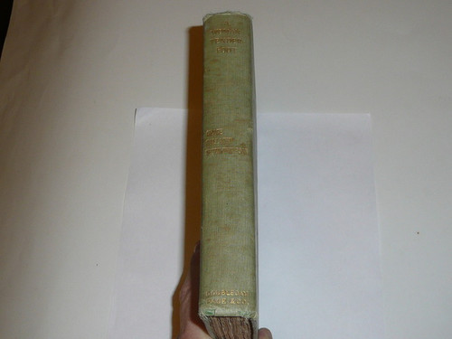 1900 A Woman Tenderfoot, By Grace Gallatin Thompson Seton, First printing
