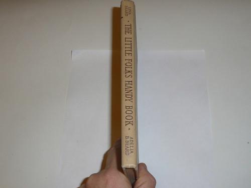1920 American Boys' Handy Book of Camp-Lore & Woodcraft, By Dan Beard, First printing