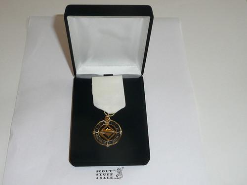 Venturing Gold Award, In Presentation Box