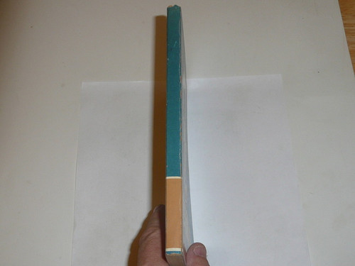 1953 Bear Cub Scout Handbook, 1-53 Printing, Near MINT