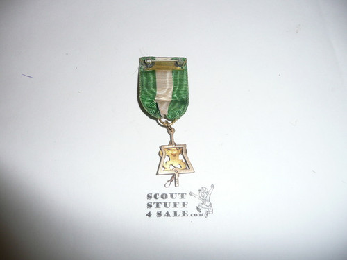 Scouter's Key Award Medal (First Class Design), 1928-1948