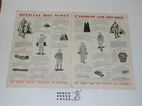 1930 Special Large Format Equipment Catalop