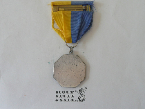 Silver Cub Scout Award Medal