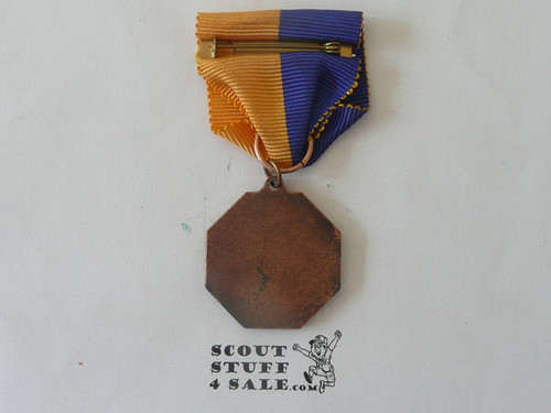 Bronze Cub Scout Award Medal