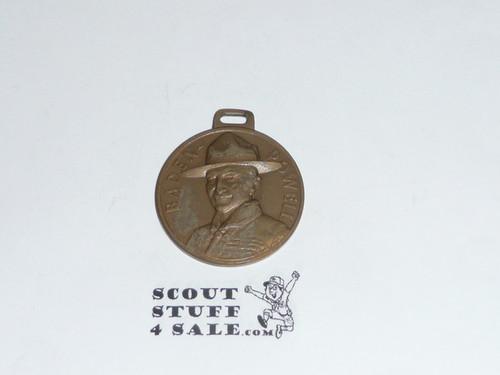 1951 Boy Scout World Jamboree Baden Powell Medal