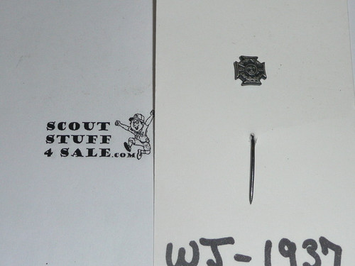 1937 Boy Scout World Jamboree Contingent Stick Pin