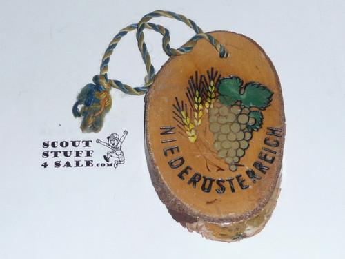1951 Boy Scout World Jamboree Subcamp Badge