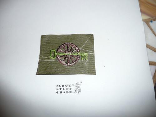 Quartermaster Patch - 1946 - 1954 - (Q3)