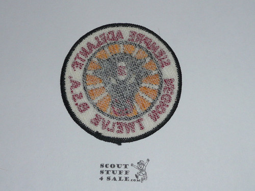 Region 12 rolled edge Twill Patch - Original & Oddity