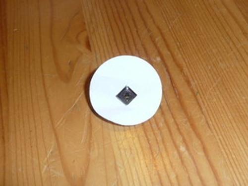 Small BSA Emblem Lapel Pin - Scout