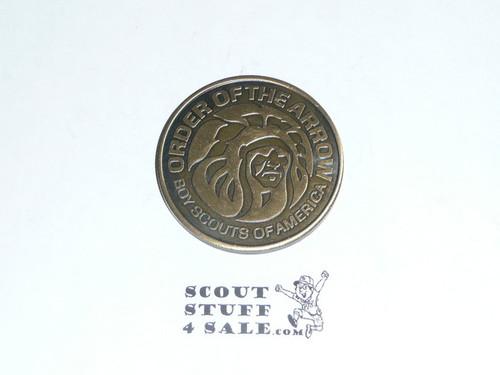 Order of the Arrow Carroll Edson Coin, 1990 75th OA Anniversary Set