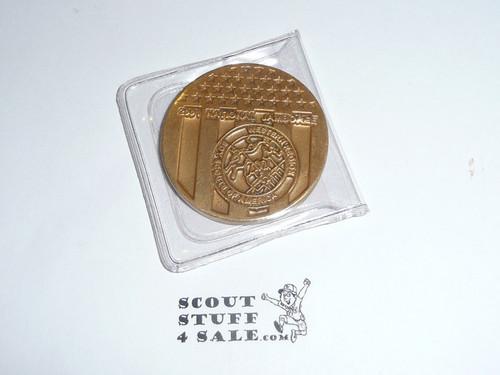 2001 National Jamboree Hook Subcamp Coin / Token