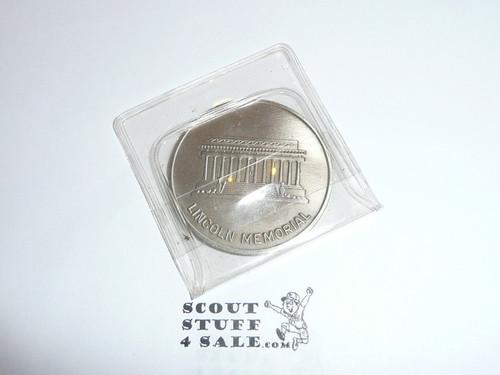 1937 National Jamboree Coin / Token, Chrome Color