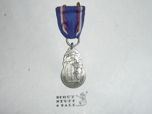 Valley Forge Trail Medal, Valley Forge Council Boy Scouts