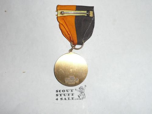 Yorktown-Jamestown Trail Medal,Peninsula Council Boy Scouts