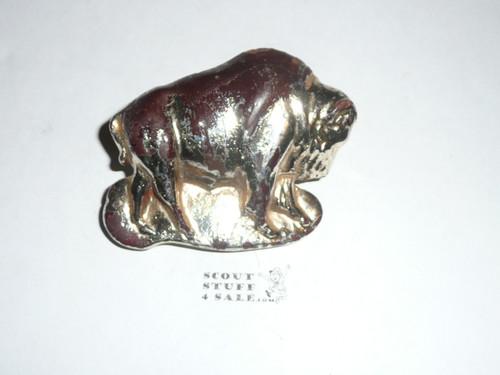 Buffalo TORCHY Neckerchief Slide