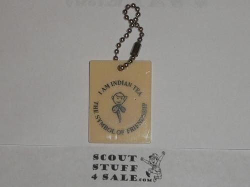 1967 Boy Scout World Jamboree Indian Tea Frienship Gift