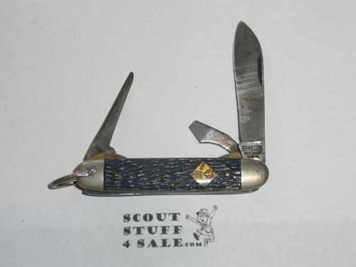 Cub Scout Knife, Camillus, Used, C004