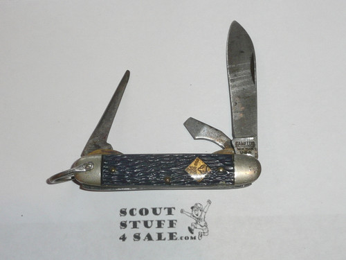 Cub Scout Knife, Camillus, Used, C004