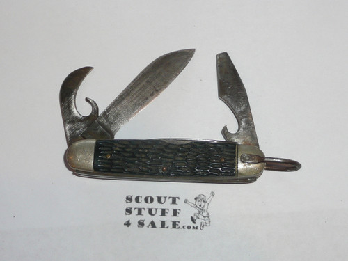 Boy Scout Knife, Imperial Manufacturer, Used, BS001