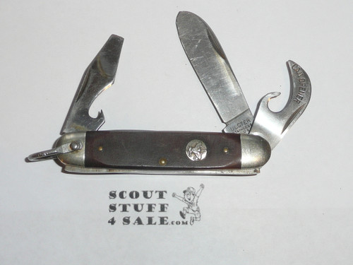 Boy Scout Knife, Ulster Manufacturer, Lite Use, BS005
