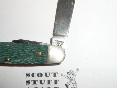 Girl Scout Knife, Kutmaster Manufacturer, Lite use, GS001