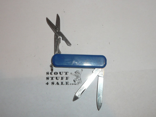 Wenger Swiss Army Pocket Knife, lite use, Has toothpick and tweezer
