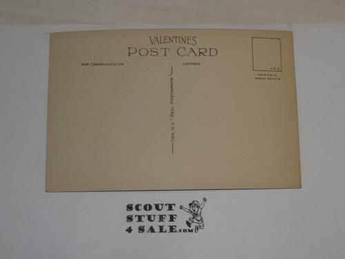 "1929 World Jamboree, Postcard ""Arrowe Park Mansion"""