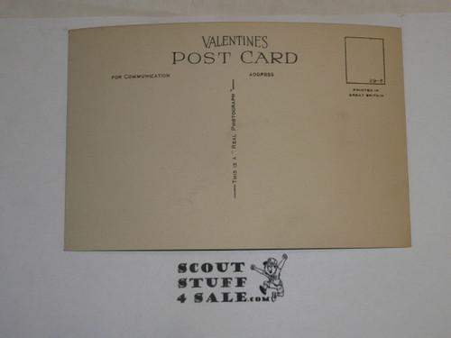 "1929 World Jamboree, Postcard ""Arrowe Park Mansion at a distance"""