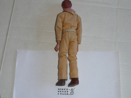 steve scout doll
