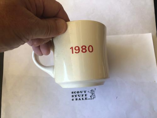 1980 Camp Whitsett Mug