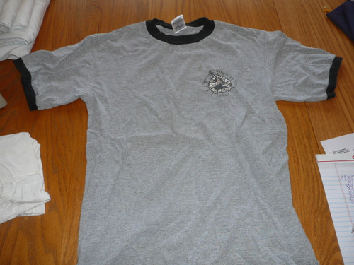 2007 Camp Emerald Bay Tee Shirt, Mens Small, Near MINT