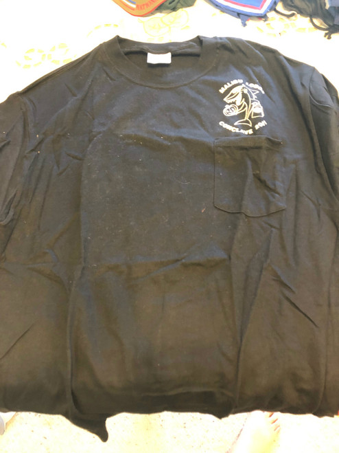 Order of the Arrow Lodge #566 Malibu 2001 Conclave Tee Shirt, Mens Large