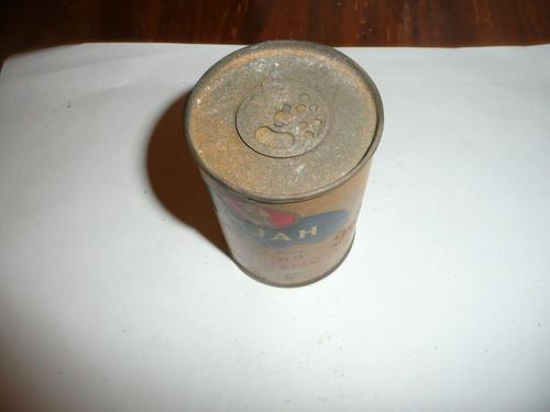 Vintage Spice Rajah Brand Ground Turmeric Spice tin