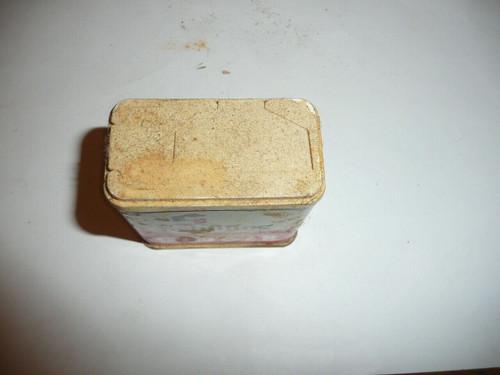 Vintage Spice Schilling Ground Ginger Spice tin