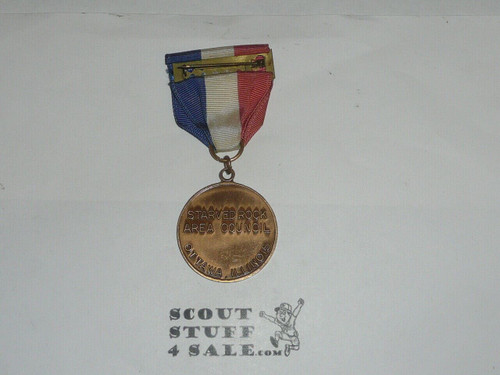 WD Boyce Trail Medal, RWB Ribbon