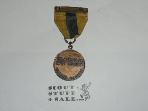 WD Boyce Trail Medal