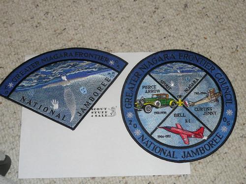 2005 National Jamboree JSP - Greater Niagra Frontier Council Complete 6 piece set